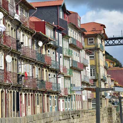 Ribeira district porto