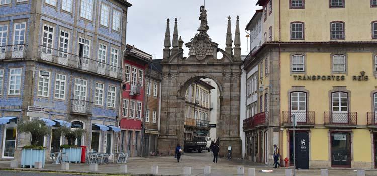 portugal carte touristique faro
