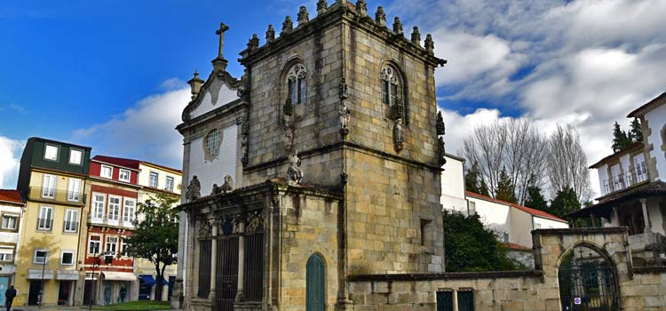 Capela dos Coimbras Braga