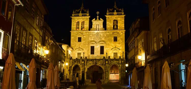 La cattedrale Se di Braga