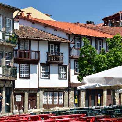 historic centre Guimarães
