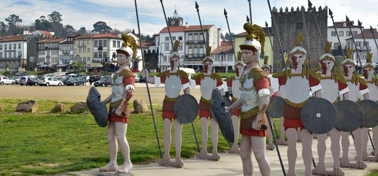 Lethe River roman soldiers