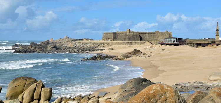 Vila do Conde Plages portugal