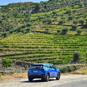 Douro by car